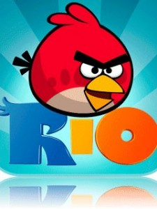 злые птицы рио на мобильный