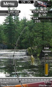 рыбалка для Андроида