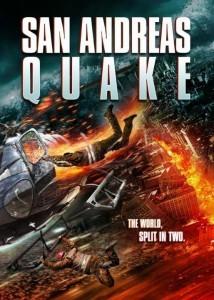 Землетрясение в Сан-Андреас