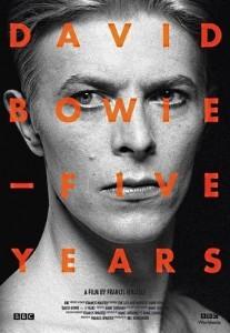 Дэвид Боуи: Пять лет