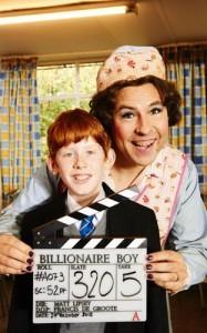 Сын миллиардера