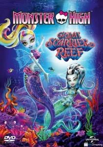 Школа Монстров: Большой Кошмарный риф