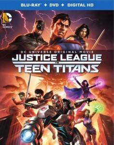 Лига Справедливости против Юных Титанов