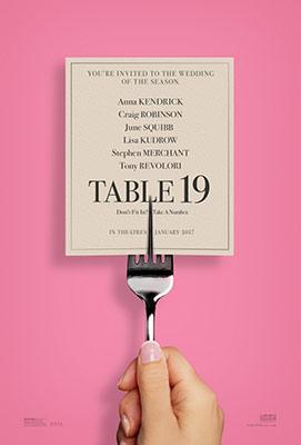 Столик №19