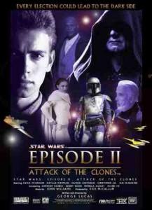 Звездные войны эпизод 2