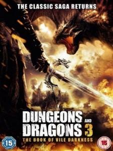 подземелья и драконы третья часть