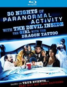 30 ночей паранормального явления