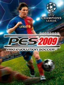 pes 2009 для мобильного