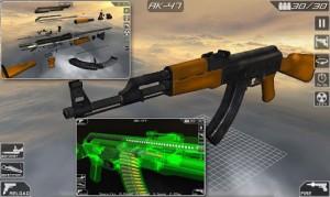 игра разборка оружия 2