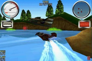 игра гонки на воде на смартфон
