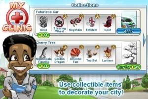 игра медицинская клиника