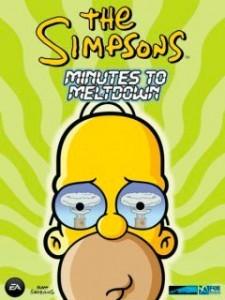 Симпсоны на телефон
