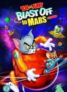 Том и Джерри на Марсе