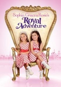 Королевские приключения Софии Грейс и Роузи