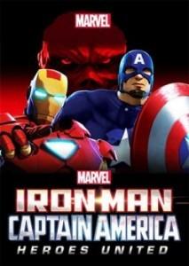 Железный человек и Капитан Америка: Союз героев