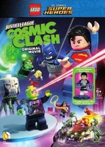 LEGO Супергерои DC: Лига Справедливости - Космическая битва