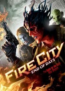 Огненный город: Последние дни