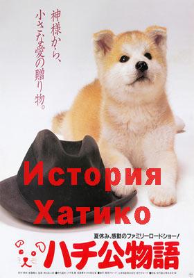 История Хатико